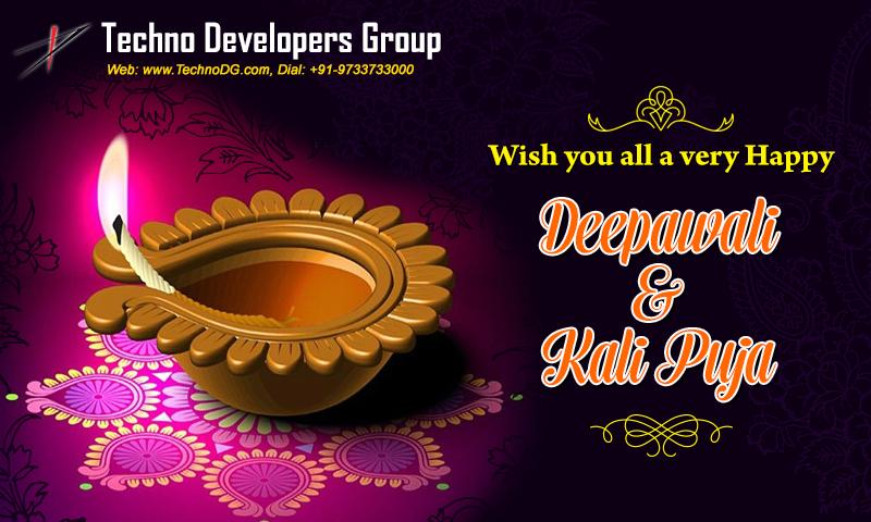 Happy Diwali & Kalipuja 2019