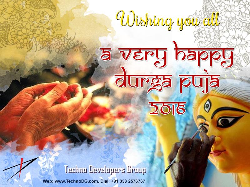 Happy Durgapuja 2016