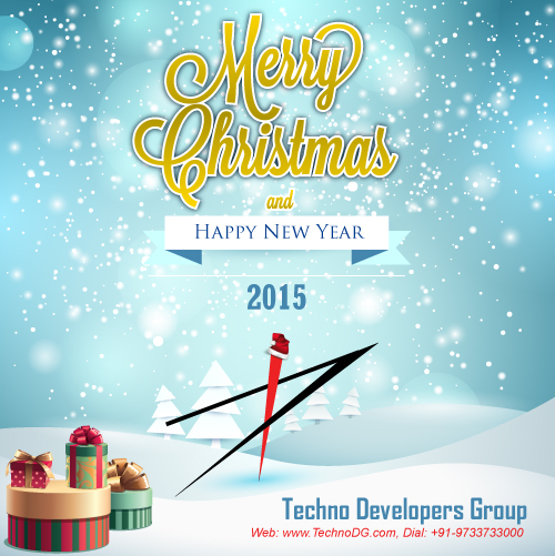 Merry Christmas 2014 from TechnoDG.com