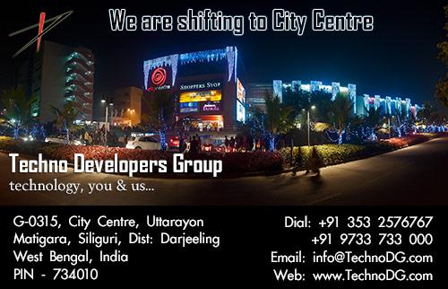 TechnoDG shifting to City Centre